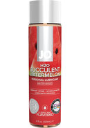 Jo H2o Flavor Lube Watermelon 4oz
