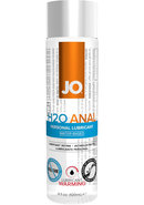 Jo Anal H2o Lube Warming 4oz