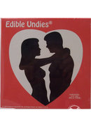 Edible Undies 2pc Cotton Candy (disc)