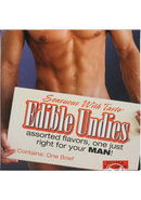 Edible Undies Male Vanilla