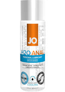 Jo Anal H2o Lube Cooling 2oz