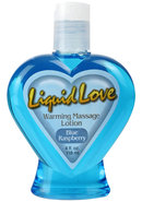 Liquid Love 4oz Blue Raspberry(disc)